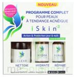 Acheter ISKIN  programme complet peaux à tendance acnéique à Béziers