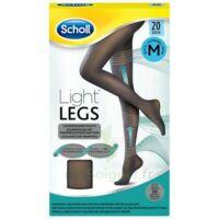 Scholl Light Legs™ Collants 20D Noir S à Béziers