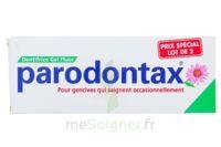 PARODONTAX DENTIFRICE GEL FLUOR 75ML x2 à Béziers