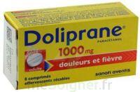 DOLIPRANE 1000 mg Comprimés effervescents sécables T/8 à Béziers