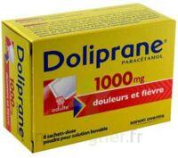 DOLIPRANE 1000 mg Poudre pour solution buvable en sachet-dose B/8 à Béziers