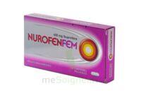 NUROFENFEM 400 mg, comprimé pelliculé à Béziers