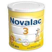 Novalac 3 Croissance lait en poudre 800g à Béziers