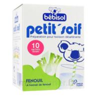 Bébisol Petit'Soif Fenouil x10 à Béziers