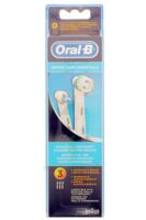 BROSSETTE DE RECHANGE ORAL-B ORTHO CARE ESSENTIALS x 3 à Béziers