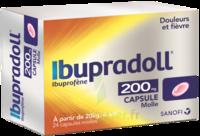 IBUPRADOLL 200 mg, capsule molle à Béziers