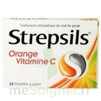 STREPSILS ORANGE VITAMINE C, pastille à Béziers