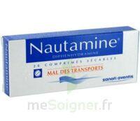 NAUTAMINE, comprimé sécable à Béziers