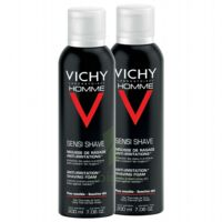 VICHY mousse à raser peau sensible LOT à Béziers