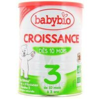 BABYBIO CROISSANCE 3, bt 900 g à Béziers