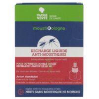 MOUSTIKOLOGNE Recharge diffuseur anti-moustiques liquide 45 nuits à Béziers