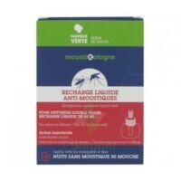 MOUSTIKOLOGNE Recharge diffuseur anti-moustiques tablettes 20 nuits à Béziers