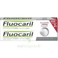 Fluocaril Bi-Fluoré 145 mg Pâte dentifrice blancheur 2*75ml à Béziers