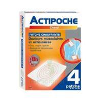 Actipoche Patch chauffant douleurs musculaires B/4 à Béziers
