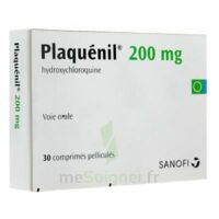 PLAQUENIL 200 mg, comprimé pelliculé à Béziers