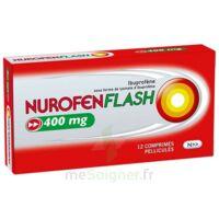 NUROFENFLASH 400 mg Comprimés pelliculés Plq/12 à Béziers