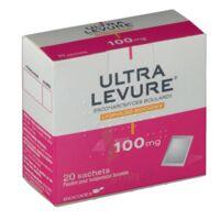 ULTRA-LEVURE 100 mg Poudre pour suspension buvable en sachet B/20 à Béziers