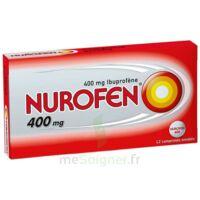 NUROFEN 400 mg Comprimés enrobés Plq/12 à Béziers