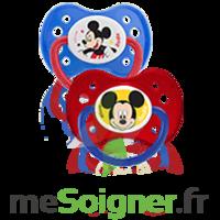 Dodie Disney Sucette anatomique silicone +6mois Mickey Lot/2 à Béziers