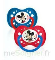 Dodie Disney sucettes silicone +18 mois Mickey Duo à Béziers