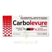 CARBOLEVURE Gélules adulte Plq/30 à Béziers