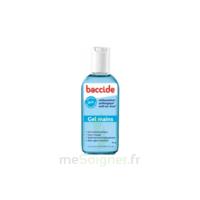Baccide Gel mains désinfectant sans rinçage 75ml à Béziers