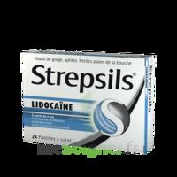 Strepsils lidocaïne Pastilles Plq/24 à Béziers