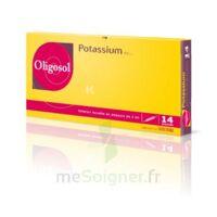 Oligosol Potassium Solution buvable en ampoule 14Amp/2ml à Béziers
