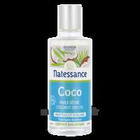 Natessance Huile Coco bio 100% pure 100ml à Béziers