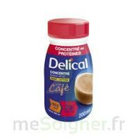 DELICAL BOISSON HP HC CONCENTREE Nutriment café 4Bouteilles/200ml à Béziers