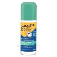 Apaisyl Répulsif Moustiques Emulsion peaux sensibles 90ml à Béziers