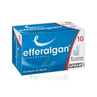 EFFERALGANMED 1 g Cpr eff T/8 à Béziers