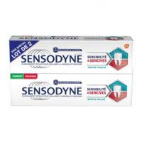 Sensodyne Sensibilité et gencives Menthe fraîche 2T/75ml à Béziers